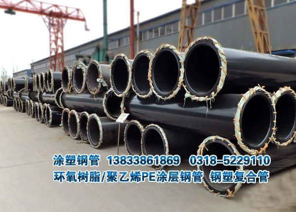 矿用涂塑复合钢管